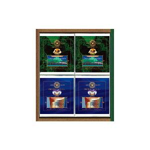 珈琲問屋 お湯さえあればコーヒー夏ギフトPO-34DEI (4箱/個別包装/アイスコーヒー入)