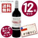 【送料無料】 チリ産赤ワイン・ビスタマール・ブリーザ カベルネ・ソーヴィニヨン(750ml×12本) 【セット割引】