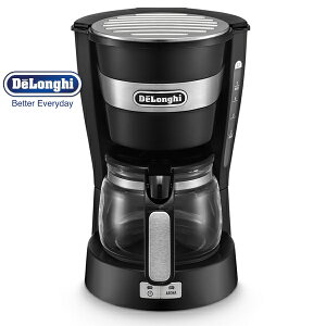 デロンギドリップコーヒーメーカー5杯用ICM14011J