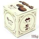 まじめなおかし ミレーサンド ホワイトチョコ 118g 大箱