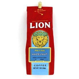 ライオンコーヒー ヘーゼルナッツ(198g)