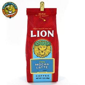 ライオンコーヒー モカラテ(198g)
