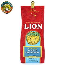 ライオンコーヒー バニラマカダミア(198g)