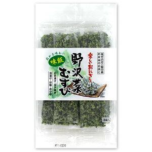 トーノー 野沢菜むすび 混ぜご飯の素(8g×8パック入り)楽しいおにぎり