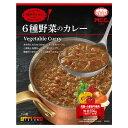 神戸テイスト 6種野菜のカレー 180g MCC食品