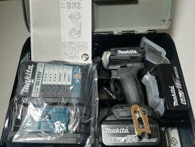 マキタ 18V-6.0Ah充電式インパクト TD171DRGXB(黒・フルセット)