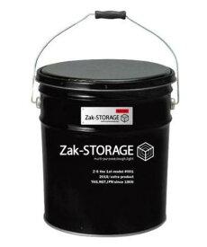 Zak-STORAGE オイルペールスツール Lサイズ 各色