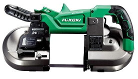 HiKOKI コードレスロータリバンドソー CB3612DA(XP) 36V 2.5Ah畜電池・充電器・ケース付