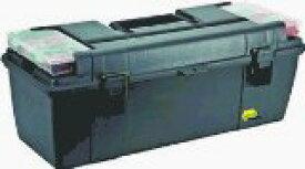 プラノ PLANO MOLDING CO   682工具箱 小物ケース付き 66cmグレー (W)