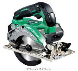 HiKOKI コードレス丸のこ C3605DA(NN) アグレッシブグリーン 本体のみ 36V 125mm