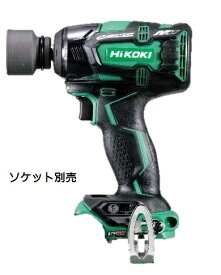HiKOKI コードレスインパクトレンチ WR36DA(NN) 本体のみ 36V