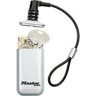 主人鎖頭MASTER LOCK小型鍵安全5408D(W)