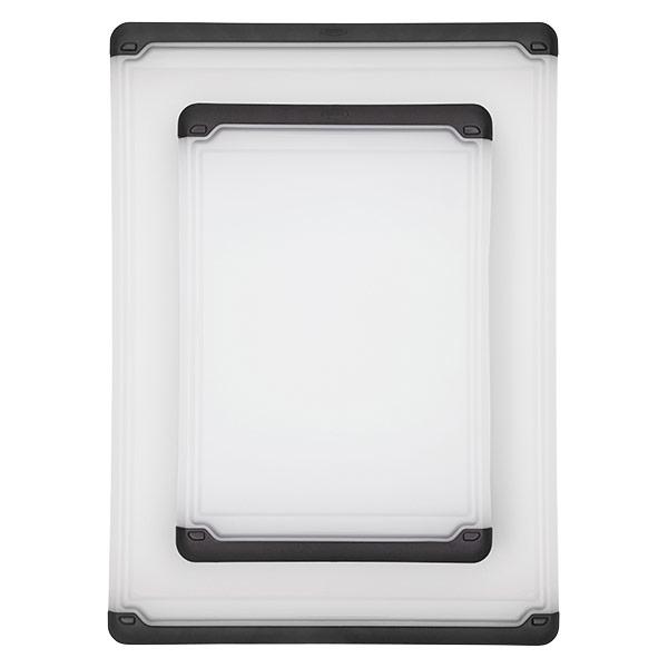 ●∞【送料無料】 OXO オクソー カッティングボード 2枚組み 11249600 【キッチン おしゃれ インスタ映え 人気 ギフト プレゼントとして】
