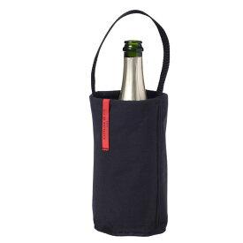 ● L'ATELIER DU VIN ラトリエ・デュ・ヴァン ワインクーラー ブラック 095384 ワイングッズ (動画有) 【ワイン シャンパン キッチン おしゃれ インスタ映え 人気 ギフト プレゼントとして】