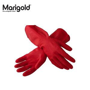 マリーゴールド ラバーグローブM (レッド) 【マスク洗浄に 掃除 大掃除 キッチン おしゃれ インスタ映え 人気 ギフト プレゼントとして】