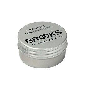 BROOKS ブルックス サドルオイル PROOFIDE 50g【日本正規品】【レザーメンテナンス】【革製品全般】