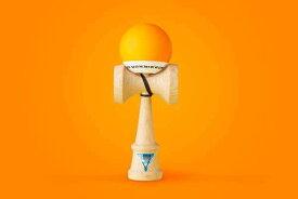 KROM クロム けん玉 KROM POP Orange【ストリートけん玉】【KENDAMA】【ケンダマ】【トリック】【練習】