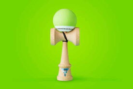 KROM クロム けん玉 KROM POP Light Green【ストリートけん玉】【KENDAMA】【ケンダマ】【トリック】【練習】