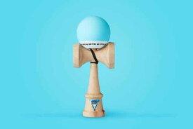 KROM クロム けん玉 KROM POP Light Blue【ストリートけん玉】【KENDAMA】【ケンダマ】【トリック】【練習】