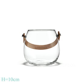 HOLME GAARD(ホルムガード)DESIGN WITH LIGHT「ポット クリア」H10cm