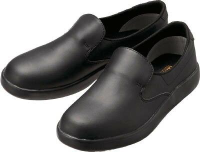 ミドリ安全 超耐滑軽量作業靴 ハイグリップ 23.5CM H700NBK23.5