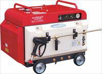 スーパー工業 エンジン式 高圧洗浄機 SEV−1230SSi(防音型) SEV1230SSI