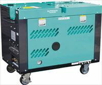 スーパー工業 ディーゼルエンジン式高圧洗浄機SEL−1325V2(防音温水型) SEL1325V2