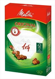 Melitta メリタ オリジナル Nホワイトペーパー 1×4G(80枚入) FKCJ001 [7-0851-1001]