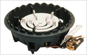 ハイカロリーショートコンロ 三重型[MD−318P P付 LPガス][8-0684-1301] DBC1801