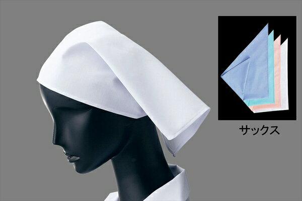 サンペックスイスト 抗菌三角巾 2枚入 サックス US−2664 No.6-1346-1401 SSV024P