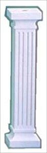 直送品■ウェディングケーキ樹脂製ピラー Bタイプ[FB913][8-1710-0301] NPL09