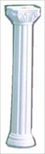 直送品■ウェディングケーキ樹脂製ピラー Cタイプ[FB923][8-1710-0801] NPL14