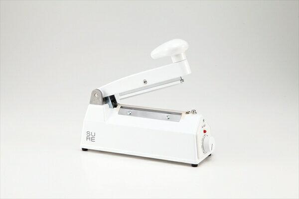 石崎電機製作所東京営業所 シュアー 卓上シーラー NL−102J ホワイト 6-1374-1001 XSC4701
