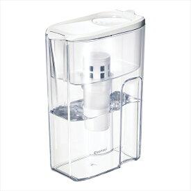 三菱レイヨン クリンスイ ポット型浄水器 CP407−WT PPTH201 [7-1838-1301]