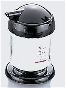 オグチ製作所 ザ・スカット スパイスシリーズ2 ラー油入れ(ミニ) 黒 PSK4202 [7-1872-1702]