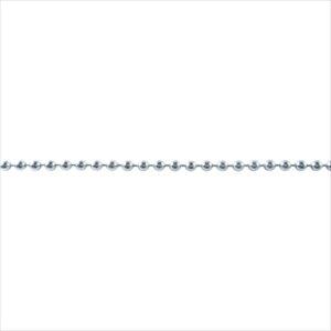 トラスコ中山(株) TRUSCO オレンジブック ステンレスボールチェーン 4.5mmX1m [ TBCS4501 ]