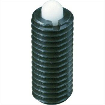 (株)イマオコーポレーションkippスプリングプランジャー(軽荷重用・樹脂ピン)M4[ZN4]