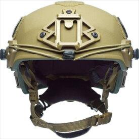 TEAM WENDY社 Exfil バリスティックヘルメット コヨーテブラウン サイ オレンジB [ 7331SE31 ]