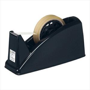 プラス テープカッター TC−101E ブラック ZTC2101 [7-1448-1001]