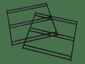 テキーラレッグM(ブラック)2本入 TL4-537 [TL4537]TEQUILA LEG(M)使い方自由自在なテキーララック用レッグ。ドッペルギャンガーアウトドアDOPPELGANGER OUTDOOR DOD