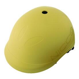 子供用自転車ヘルメット子供用ヘルメット(頭周52〜56cm)キッズヘルメットL Lサイズカラー:マットマスタード参考年齢6〜12歳位(小学生全般)KM001LMYBEAT.le(ビートル) by nicco(ニコ) クミカ工業 日本製 kumika