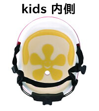 子供用自転車ヘルメット子供用ヘルメット(頭周49〜54cm)nicco(ニコ)キッズヘルメットカラー:パステルラインブルー/ピンク参考年齢3歳〜5歳位(幼稚園)KH001BPKクミカ工業日本製kumika