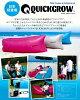QUICKGROW 充氣床 (最多 200 公斤) 黃金 QG-01 [QG01] 床氣球氣球沙發空氣床年沙發快速輝光有限公司媒體工藝