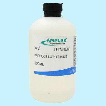 水溶性ダイヤモンドペースト用希釈液500CC216347 アンプレックスダイヤモンド研磨剤用希釈液