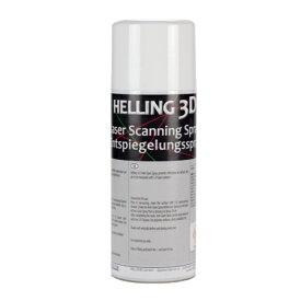 Helling 3D Anti Glare Scan Spray 1.0lbs(400ml)ヘリング 3D AntiGlareスプレー3Dレーザー、スキャニング用反射防止剤3D Scan Spray Laser Design
