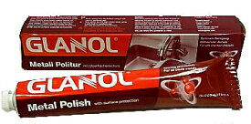 グラノール・メタルポリッシュ(100g)GP (旧ウィノール)GLANOL[メール便非対応商品]
