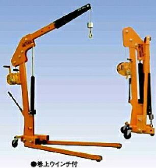 SMC-500 H [SMC500H] 多起重機 500 公斤型 (提升絞車型機) 超級工具