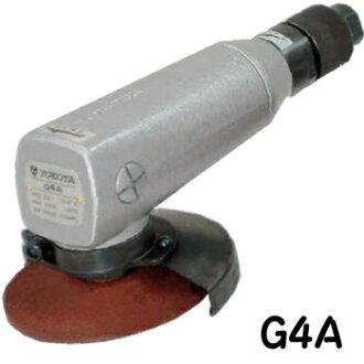 空氣角度磨床 G4A Φ 100 砂輪 (安全節流式) 橫田工業有限公司