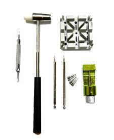 腕時計ベルト調整 工具セット コマ調整 コマ外し サイズ修理 交換キット