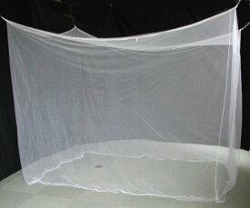 ■送料無料■蚊帳 約 6畳用 再入荷 蚊に悩まされない!!■ワイドな蚊帳300cm×250cm■ 6畳用 白色